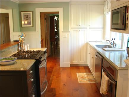 West Yarmouth Cape Cod vacation rental - 2009 - Brand new kitchen with stainless steel appliances