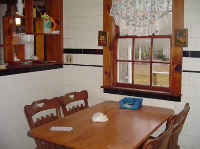 Mashpee, Popponesset Beach Cape Cod vacation rental - Eat In Kitchen