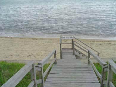 Mashpee, Popponesset Beach Cape Cod vacation rental - The ocean beach