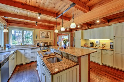 Centerville Centerville vacation rental - Kitchen with granite and lots of windows