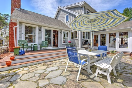 Centerville Centerville vacation rental - Outdoor spaces for dining, grilling, or relaxing