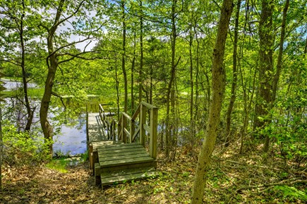 Centerville Centerville vacation rental - Private Dock, put your kayak and canoe in here.