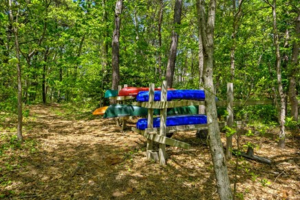 Centerville Centerville vacation rental - Canoes and kayaks