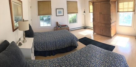 Wellfleet Cape Cod vacation rental - First floor twin bedroom