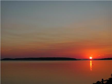 Wellfleet Cape Cod vacation rental - Memorable sunsets