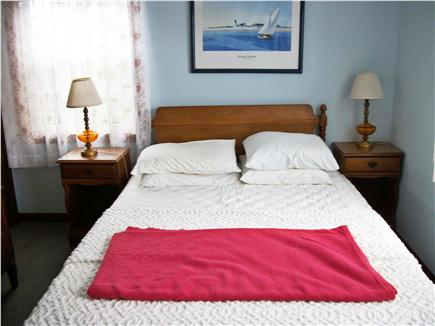 West Dennis Cape Cod vacation rental - First floor bedroom #2 with queen size bed.