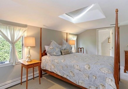 North Chatham Cape Cod vacation rental - Queen Bedroom with Private Bath and Walk-In Closet
