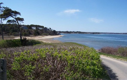 North Chatham Cape Cod vacation rental - 3/10ths of a mile walk to Private Beach.