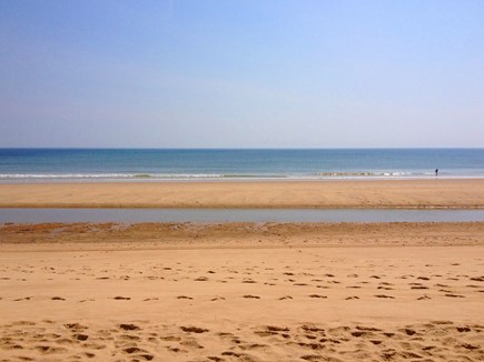 Wellfleet Cape Cod vacation rental - LeCount Beach just 3 miles from house