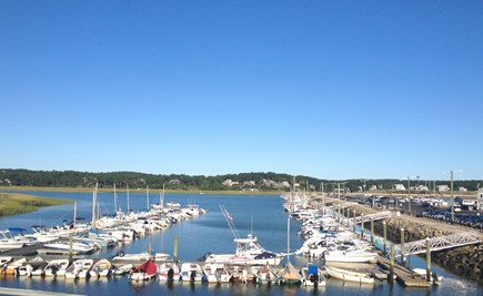 Wellfleet Cape Cod vacation rental - Beautiful Wellfleet Harbor