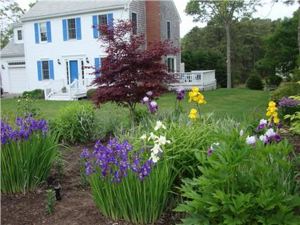 Chatham Cape Cod vacation rental - Front of House in the spring