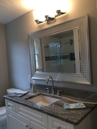Chatham Cape Cod vacation rental - New Bath Downstairs