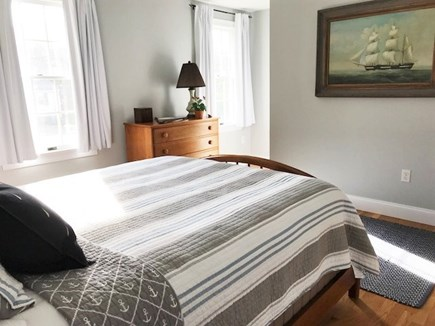 Chatham Cape Cod vacation rental - Queen Bdrm-Sterns & Foster Bed, Facing South