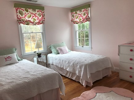 Chatham Cape Cod vacation rental - Twin Bedroom-Lots of Light! cheerful, afternoon sun!