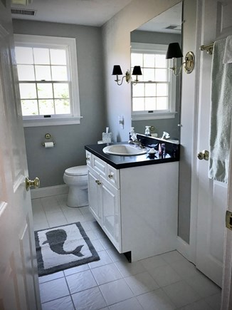 Chatham Cape Cod vacation rental - Upstairs Bath, Tub & Shower