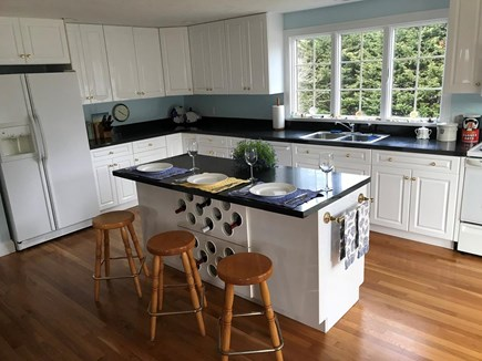 Chatham Cape Cod vacation rental - Kitchen with Center Island