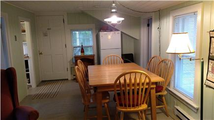 Wellfleet central located Cape Cod vacation rental - Dining room
