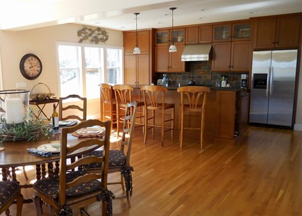 Chatham Cape Cod vacation rental - Open concept Living with extraordinary views from everywhere!