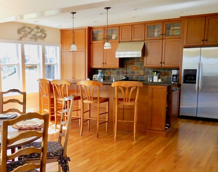 Chatham Cape Cod vacation rental - Or....at your Breakfast Bar!