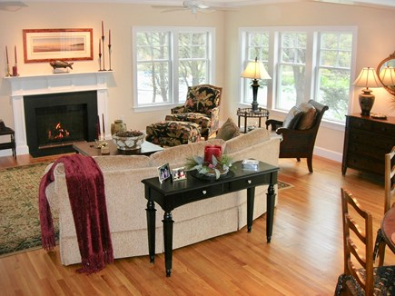 Chatham Cape Cod vacation rental - Open Concept Living and Dining....Outstanding Views!