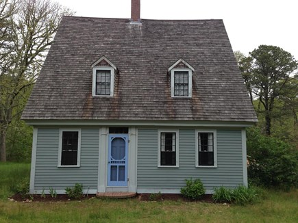 'The Back Woods,'  Wellfleet Cape Cod vacation rental - Classic Cape house but with raised roof for full second floor.