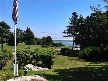 Tonset area of E. Orleans Cape Cod vacation rental - View from Deck