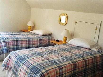 Tonset area of E. Orleans Cape Cod vacation rental - Upstairs Bedroom North