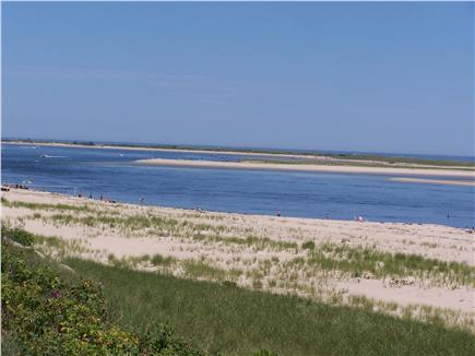 Chatham Cape Cod vacation rental - Light House Beach & No. Beach Island is 2.5 miles from house