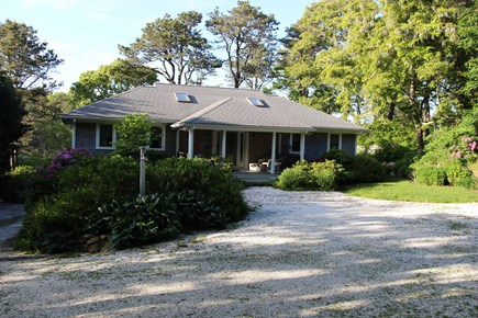 Chatham Cape Cod vacation rental - Welcome to our custom home on the pond