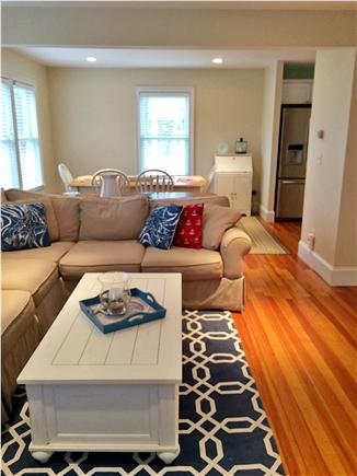 Hyannis Cape Cod vacation rental - Living/Dining
