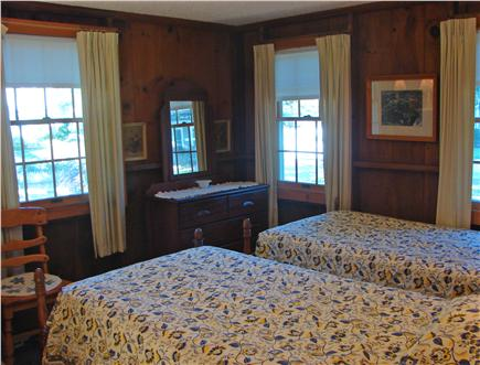 Harwich Port Cape Cod vacation rental - Second twin bedroom