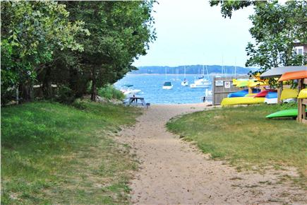 West Yarmouth Cape Cod vacation rental - Boating on Lewis Bay