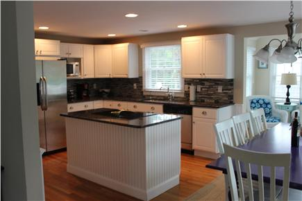 West Yarmouth Cape Cod vacation rental - Fully equipped kitchen with spacious open concept