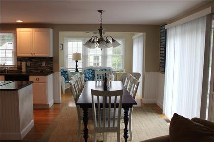 West Yarmouth Cape Cod vacation rental - Family dining will seat eight comfortably