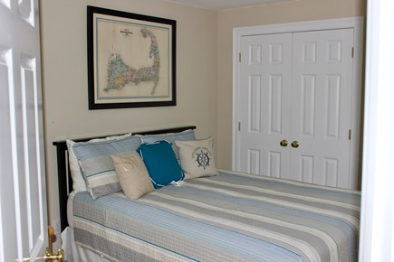 West Yarmouth Cape Cod vacation rental - Third bedrooms with Queen bed