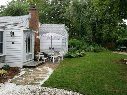 Dennis Cape Cod vacation rental - Patio with outdoor dining