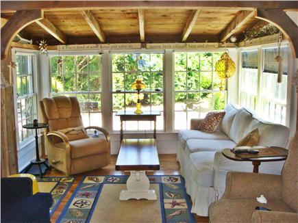 Dennis Cape Cod vacation rental - Living room entrance