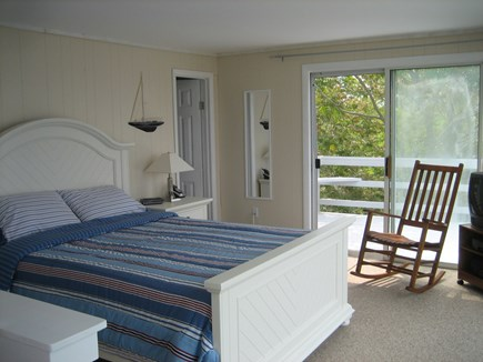 Wellfleet Cape Cod vacation rental - The Master Suite with Full Bath
