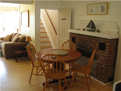 Wellfleet Cape Cod vacation rental - Dining Area for 6