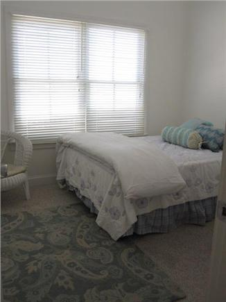 Middle bedroom - full bed, water view! in a Onset vacation rental Just off Cape