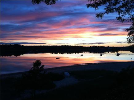 Onset MA vacation rental - Amazing sunsets from all decks!!