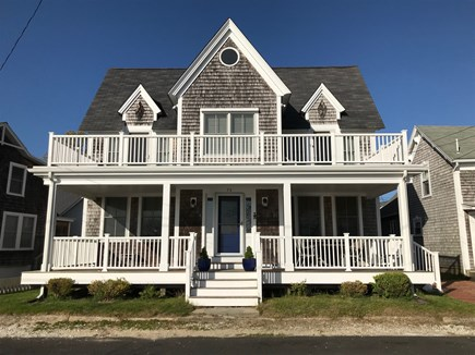 Onset- On the water MA vacation rental - Beautiful beach house-and the view right from your deck!!