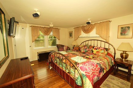 South Yarmouth Cape Cod vacation rental - Master bedroom