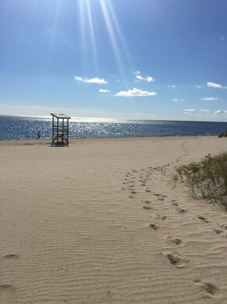 South Yarmouth Cape Cod vacation rental - Walk to beautiful Nantucket Sound beaches, Cape's warmest waters