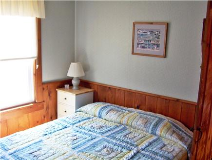 Dennis Port Cape Cod vacation rental - Comfortable Front Bedroom. Built in dresser and closet