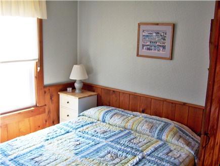 Dennis Port Cape Cod vacation rental - Comfortable Front Bedroom. Built in dresser and closet