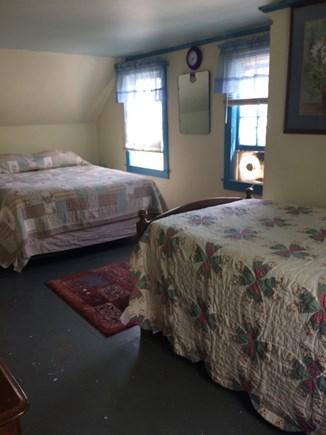 Wellfleet Town Center Cape Cod vacation rental - Queen Bedroom with extra Captains Bed Second Floor