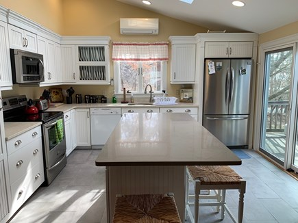 West Falmouth Cape Cod vacation rental - Spacious Kitchen.