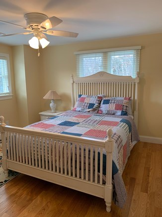 West Falmouth Cape Cod vacation rental - Queen bedroom on the second floor.