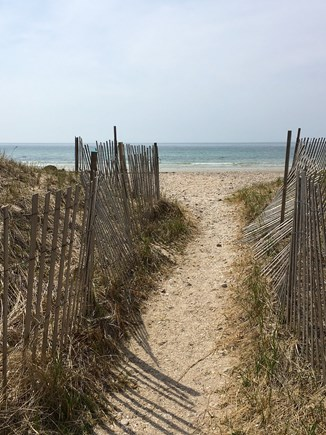 West Falmouth Cape Cod vacation rental - Woodneck Beach.